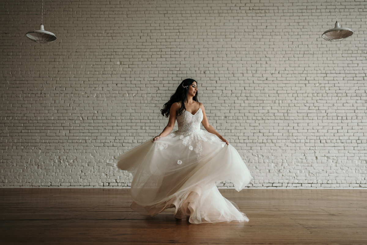 one eleven east bridal session