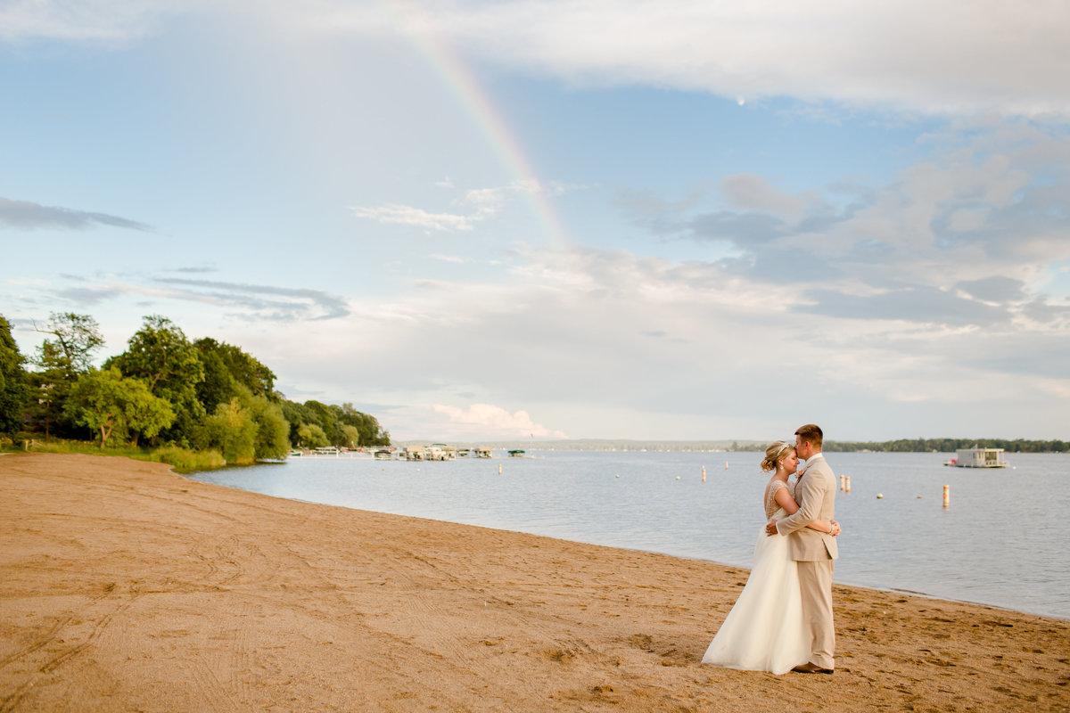 Detroit Lakes Pavilion Wedding