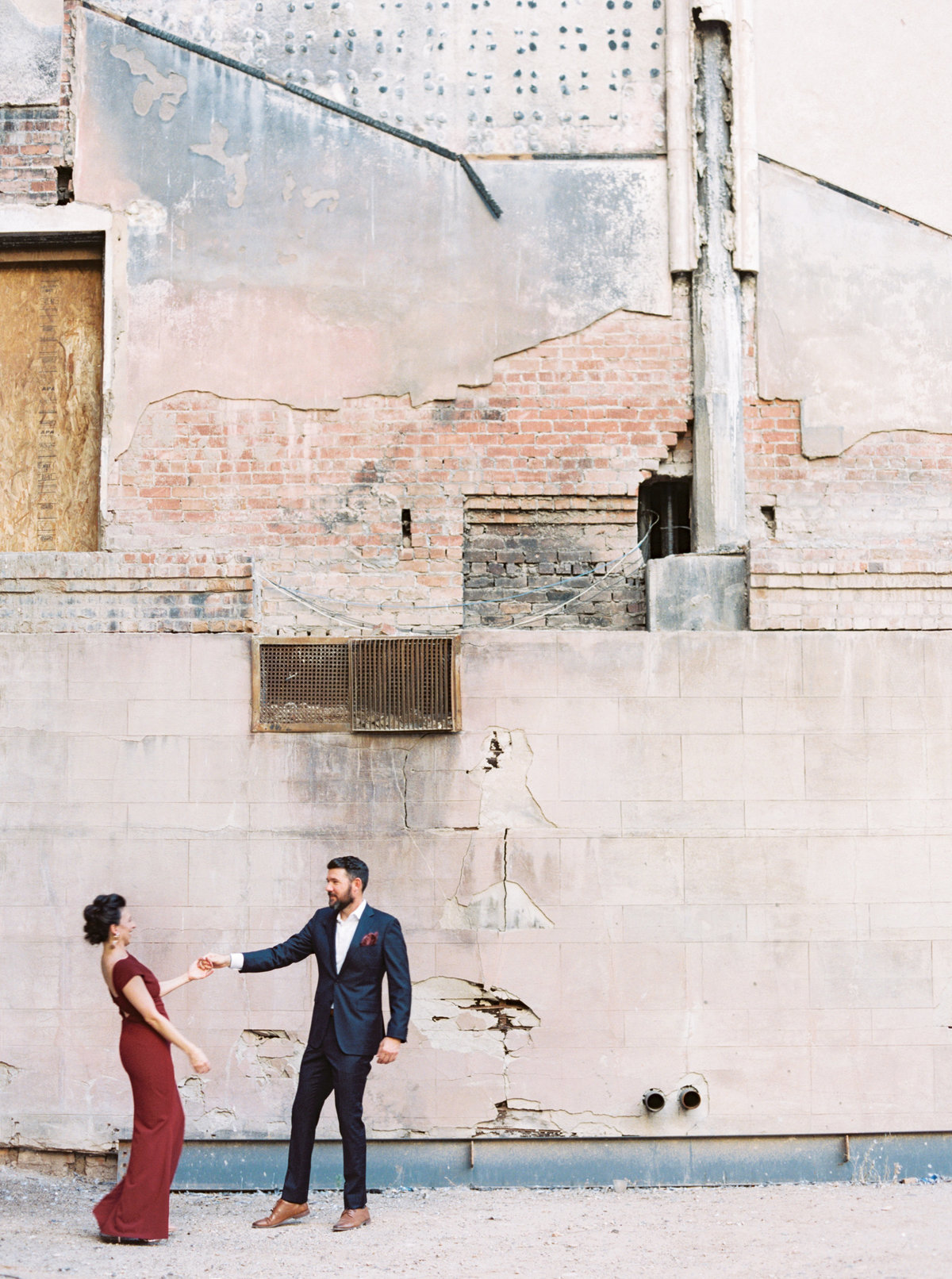 Phoenix Arizona Engagement Session - Mary Claire Photography-3