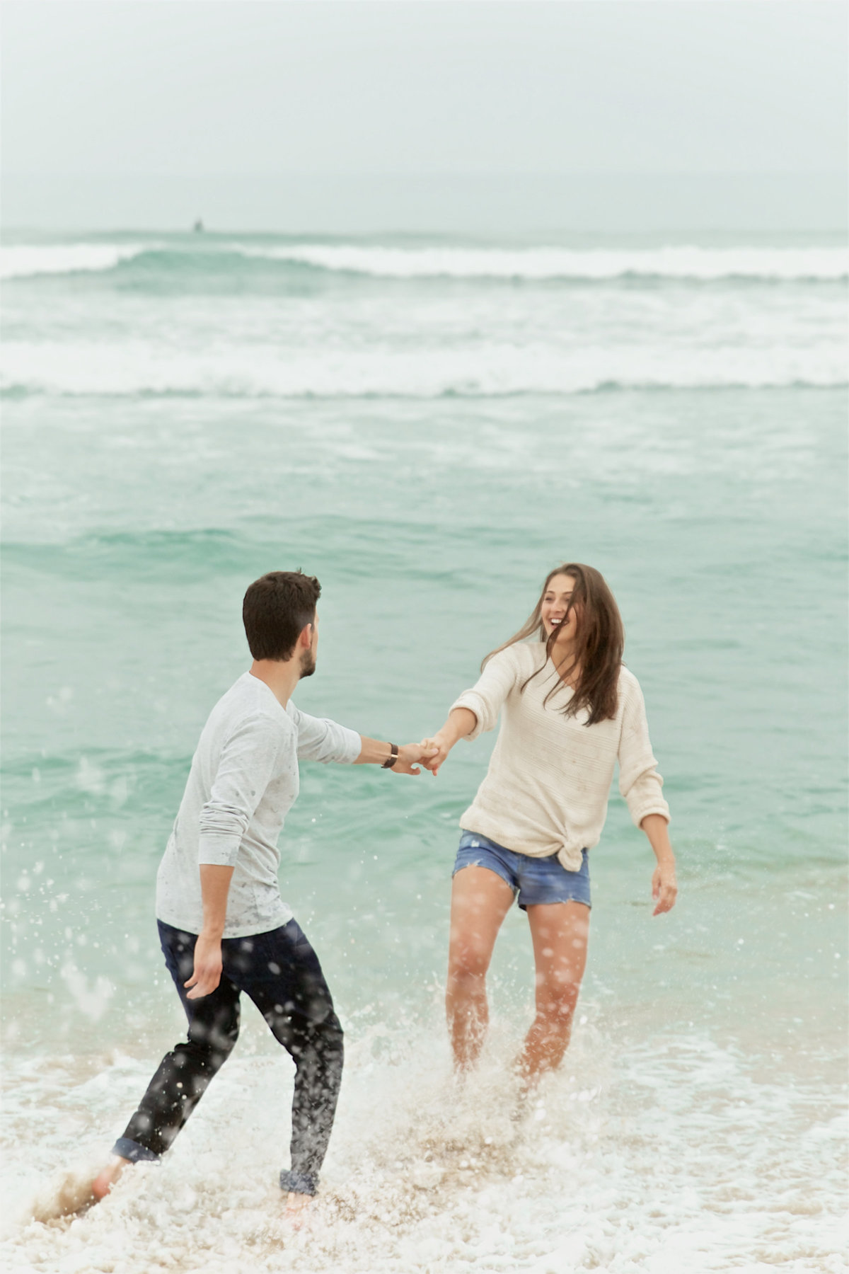 Engagement Wedding Photographer with adventurous boho style Chelsea Loren Photography Hobart Tasmania New South Wales Sydney Huntington Beach California Elopement Beach