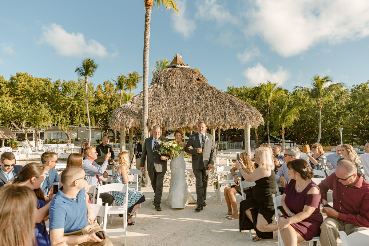 Wedding in Key Largo, Florida 48