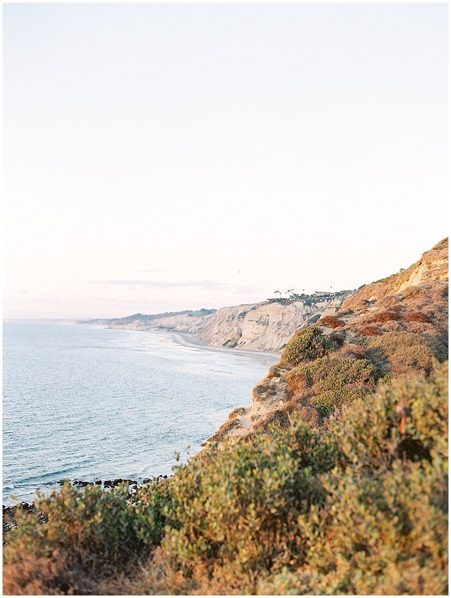 California Coastline Wedding Photos