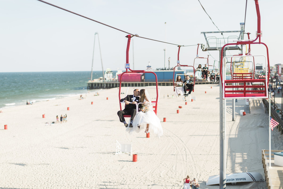 Seaside Heights Wedding Photographer