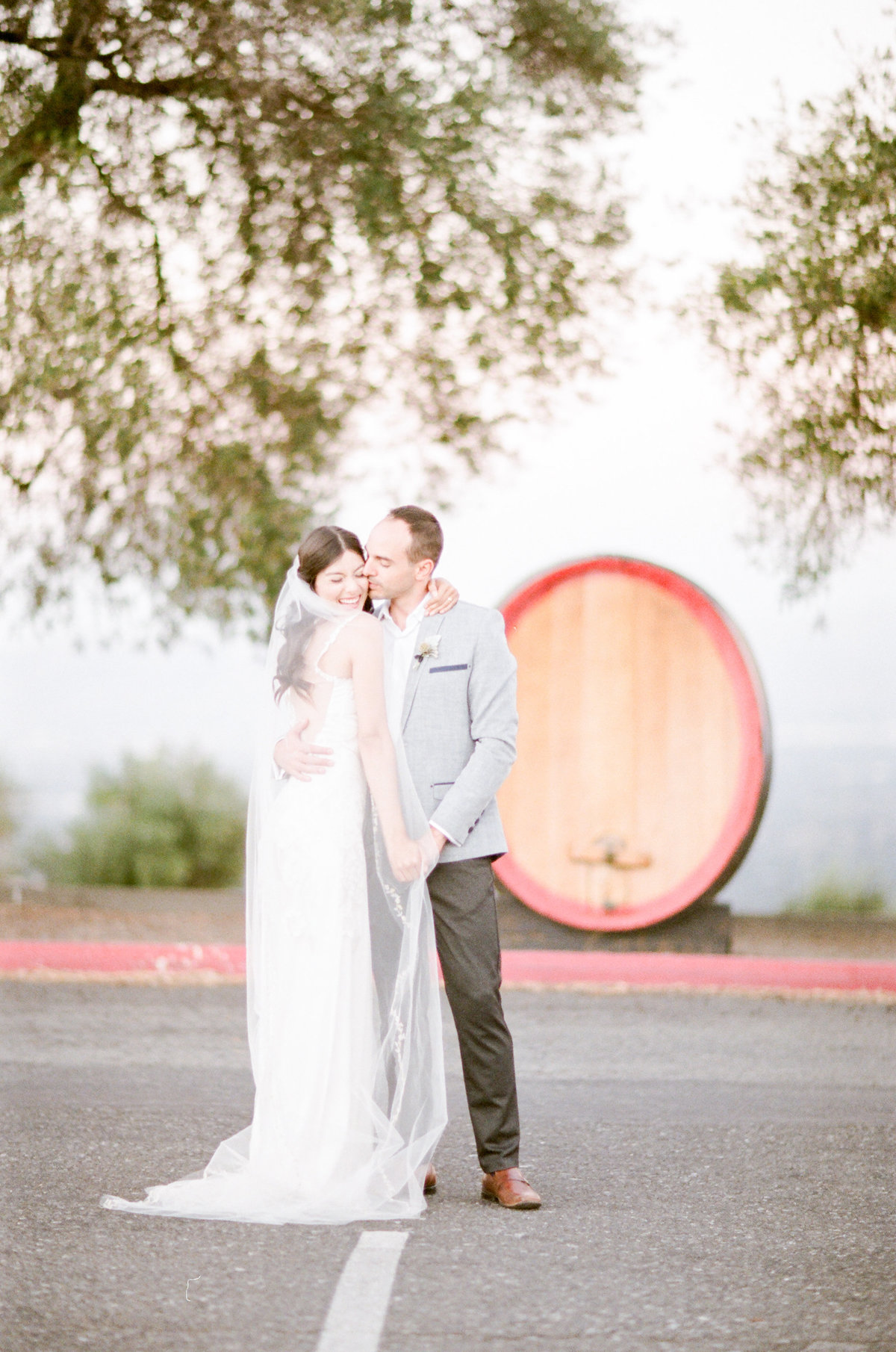 Mountain Winery Vineyard Wedding Venue