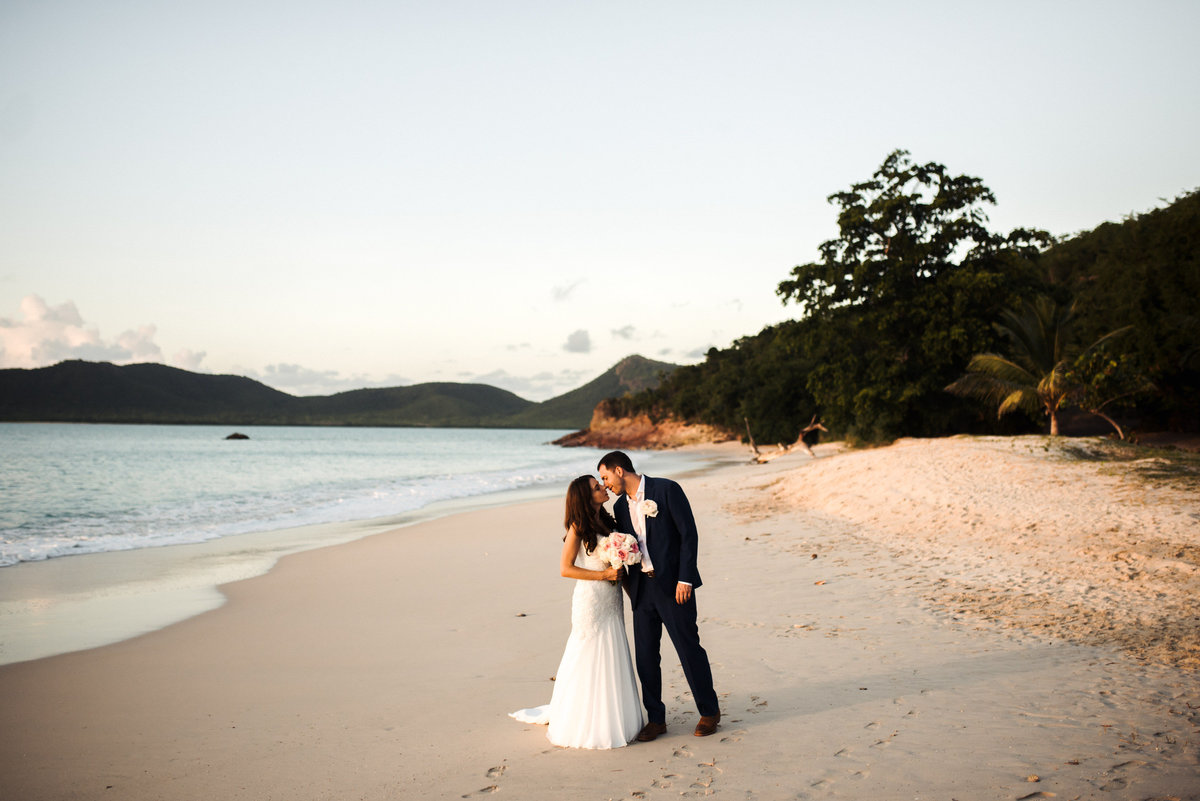 Hermitage Bay Antigua & Barbuda Destination Wedding 61