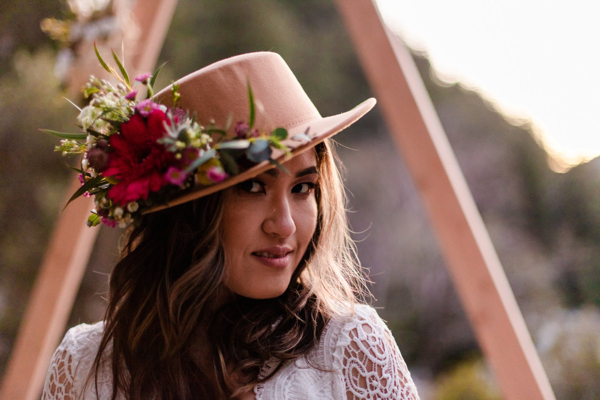 Mt. Baldy Elopement, Mt. Baldy Styled Shoot, Mt. Baldy Wedding, Forest Elopement, Forest Wedding, Boho Wedding, Boho Elopement, Mt. Baldy Boho, Forest Boho, Woodland Boho-52