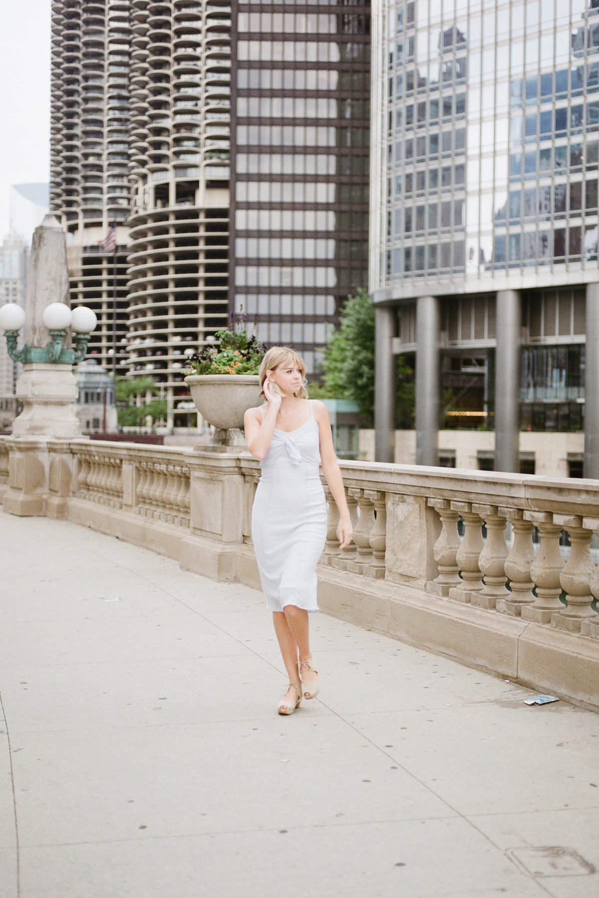 Chicago Wedding Photographer - Fine Art Film Photographer - Sarah Sunstrom - Sam + Morgan - Engagement Session - 33