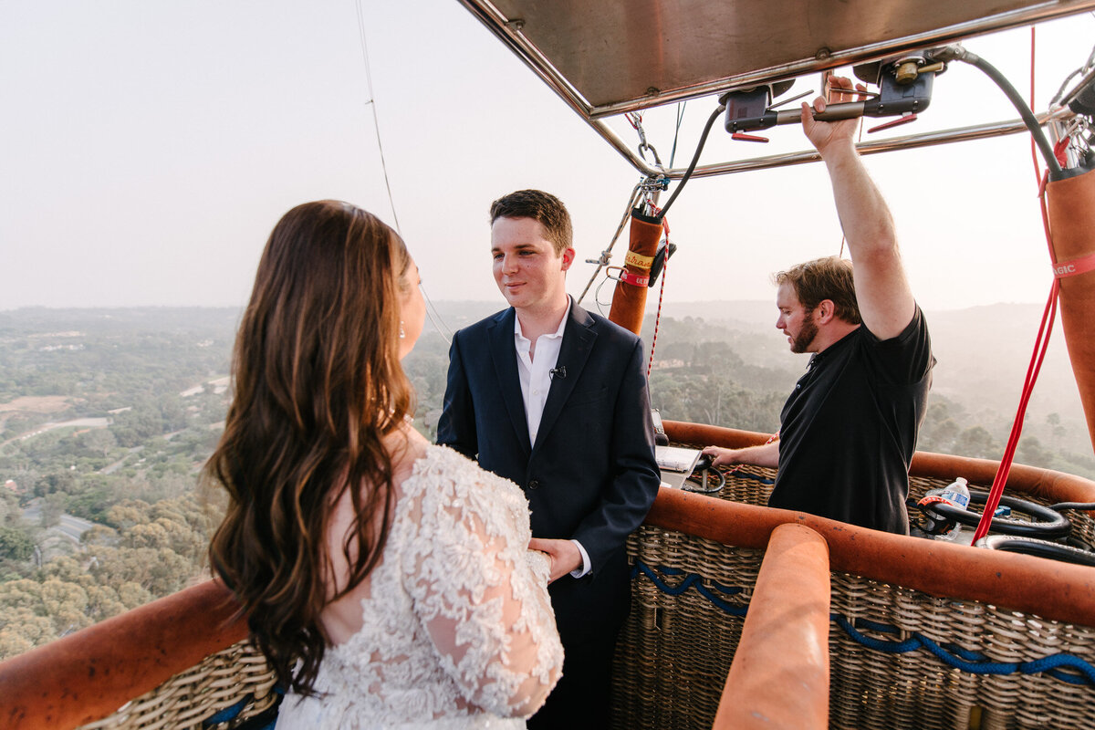 Hot Air Balloon Elopement Marie Monforte Photography-125