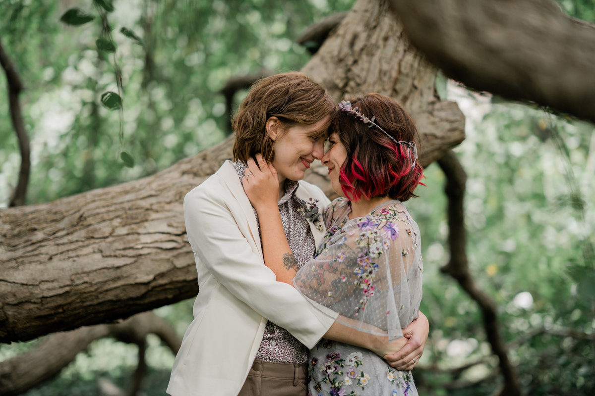 Claire and Rachel Pre Elopement LGBTQ friendly Cincinnati Wedding Photographers-10