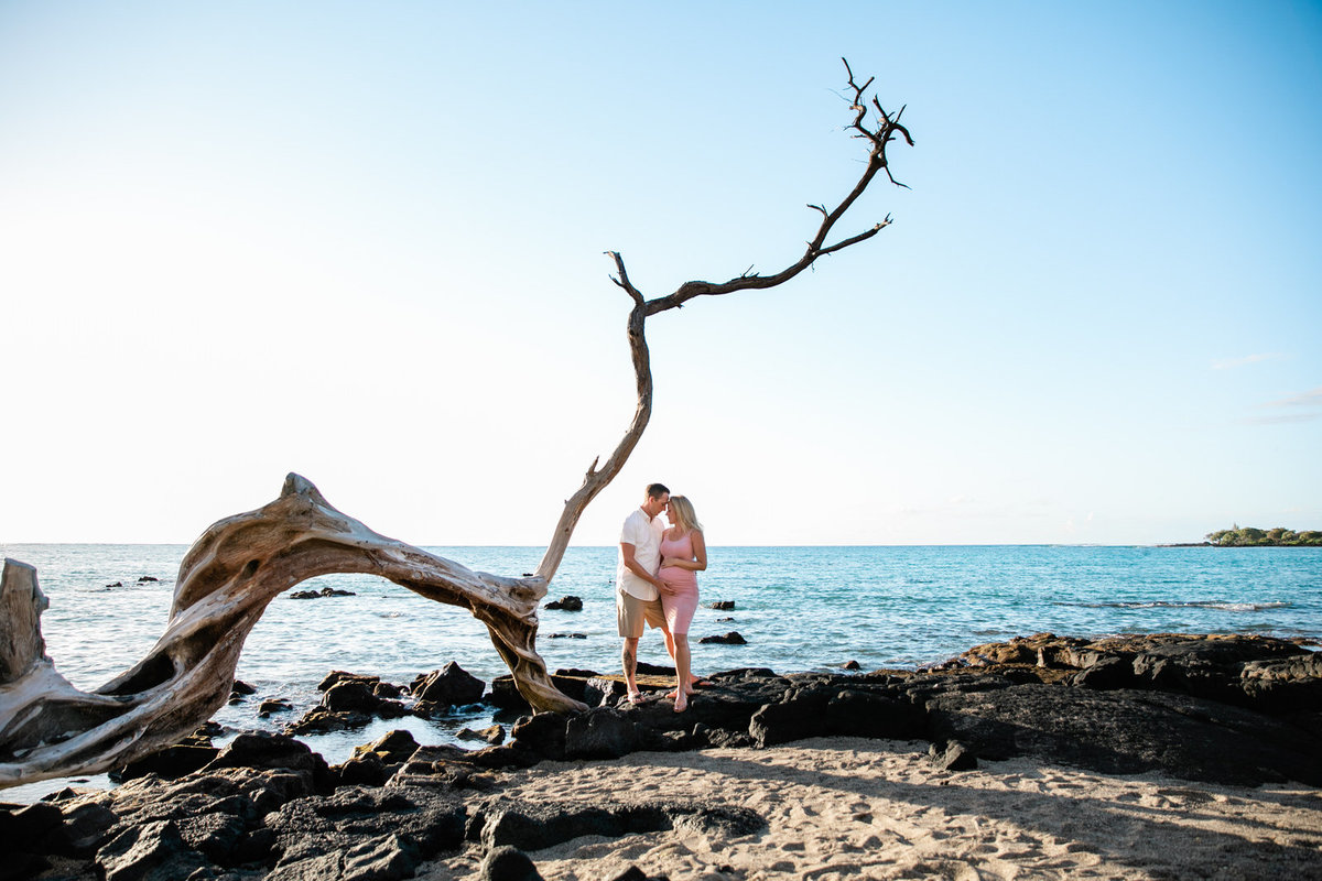 Waikoloa Big Island Maternity Photographer (45)