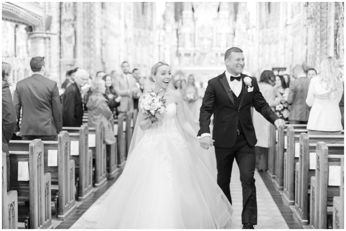 Light-and-Airy-Ottawa-Wedding-Photographer-Notre-Dame-Cathedral-Basilica-Wedding-happy-husband-and-wife