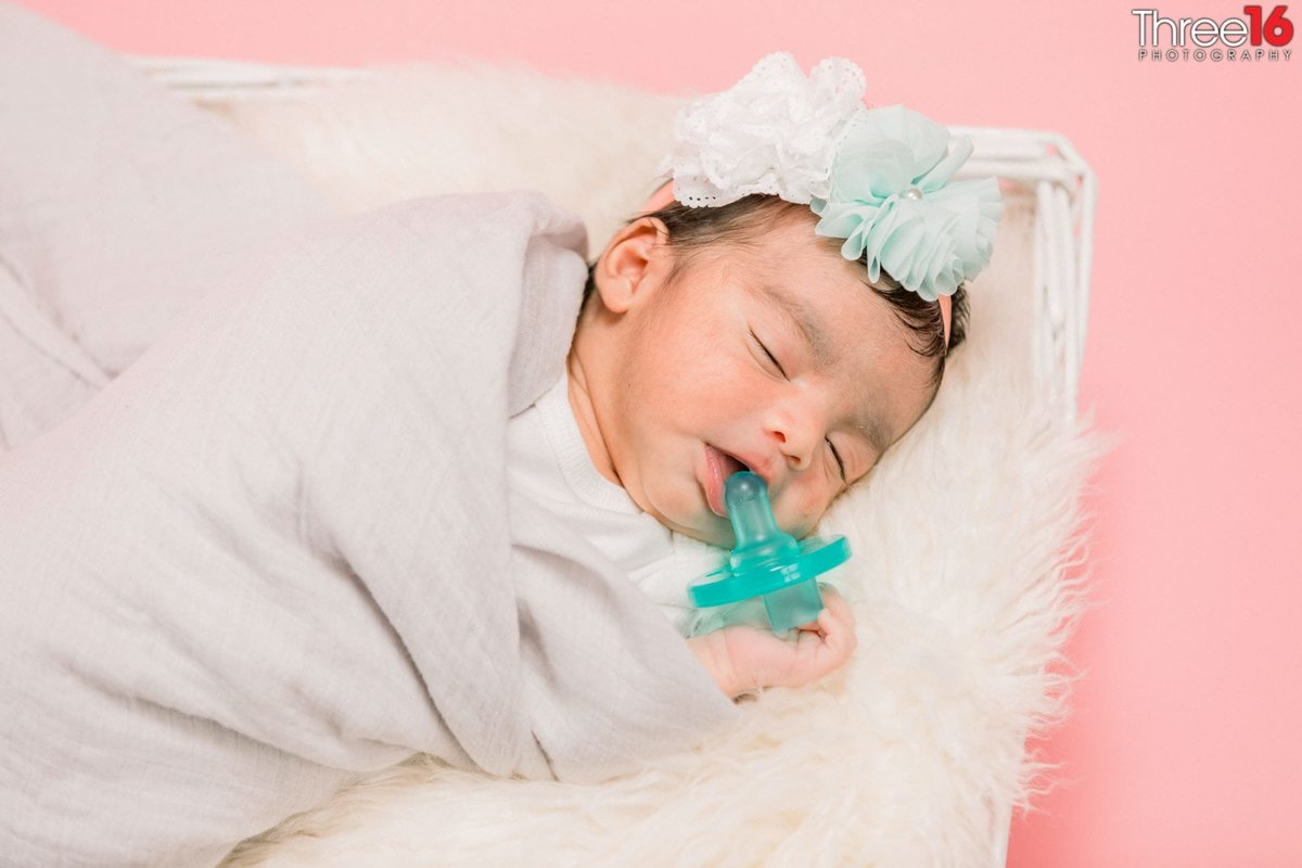 Newborn Photographer Laguna Beach