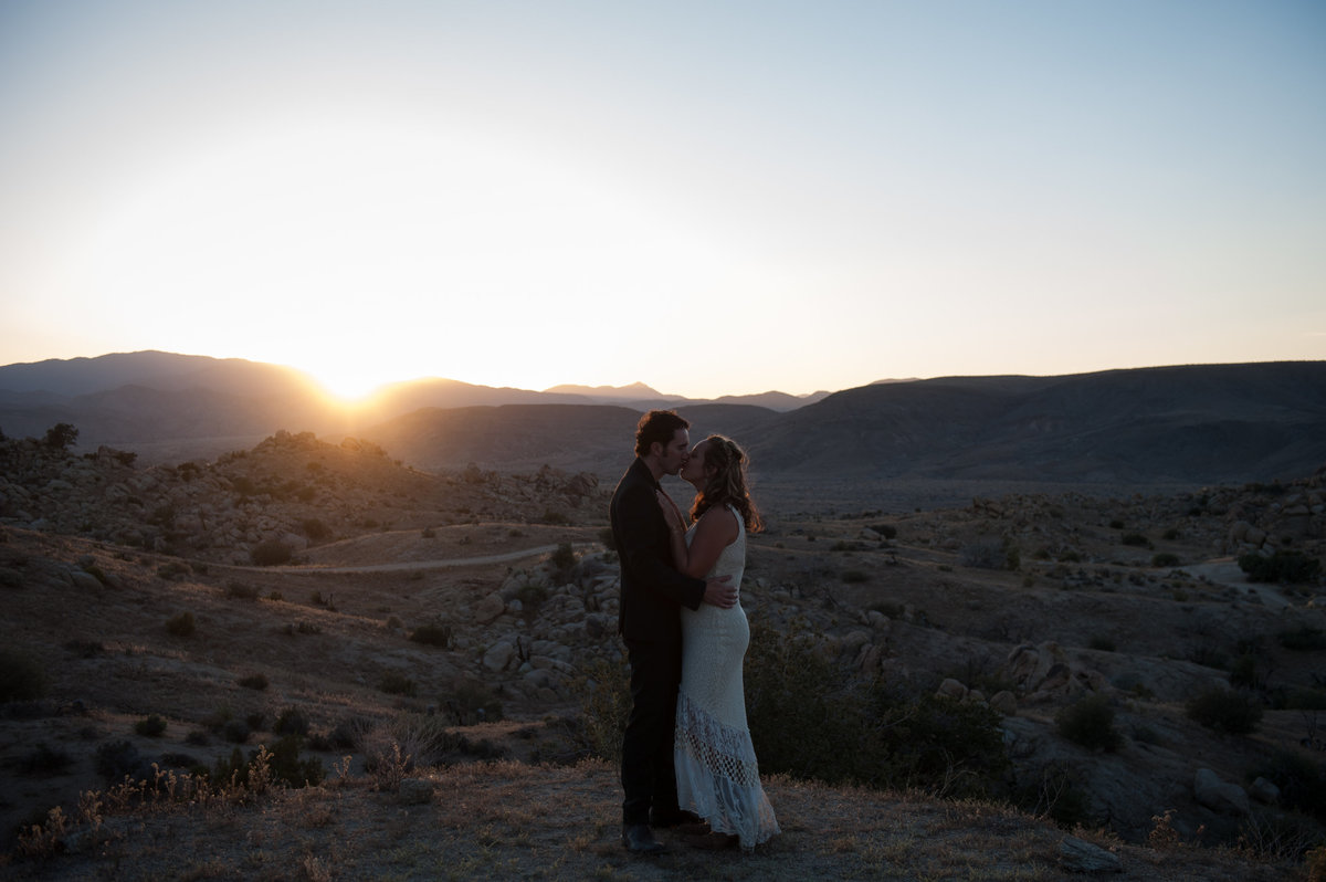 Destination Wedding Photography Joshua Tree Wedding Photography Le Haut Desert Aerie089