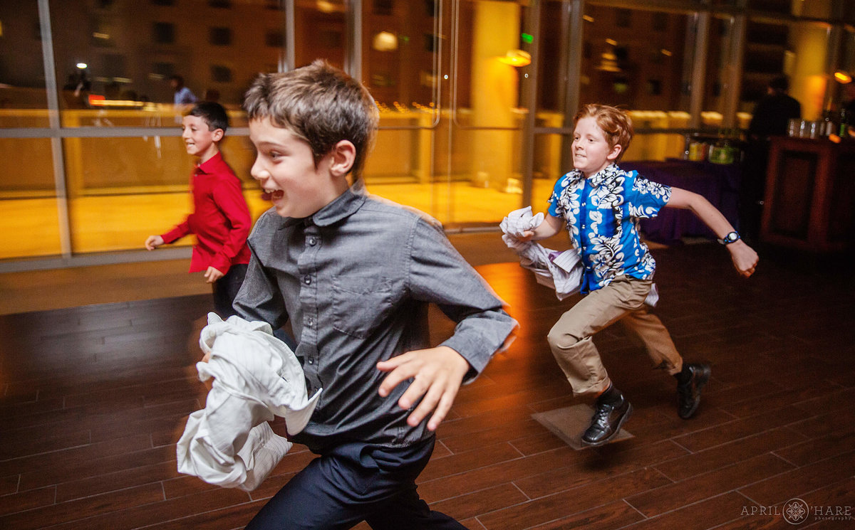 Bar-Mitzvah-Games-at-a-Party-at-History-Colorado
