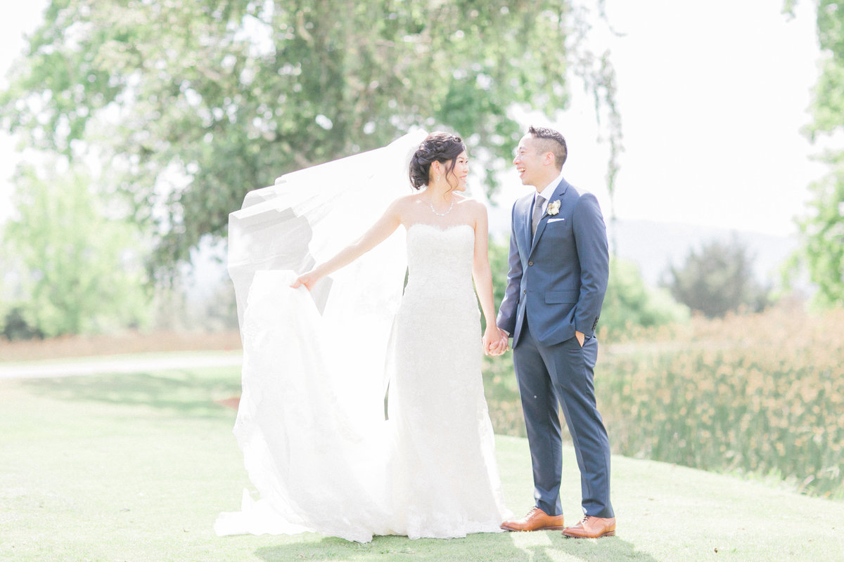 Golf Course Wedding California