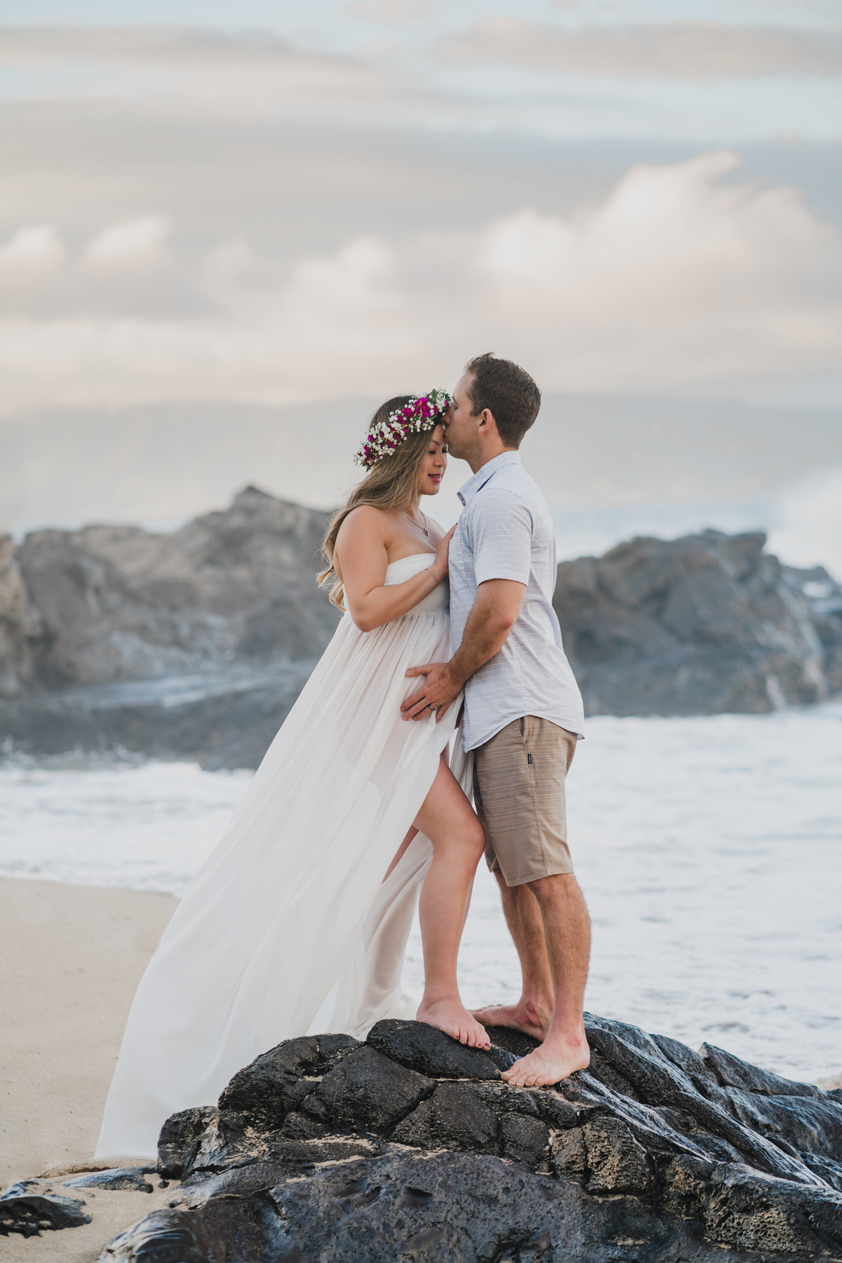 Ironwoods-beach-and-Honolua-Bay-maternity-session-93