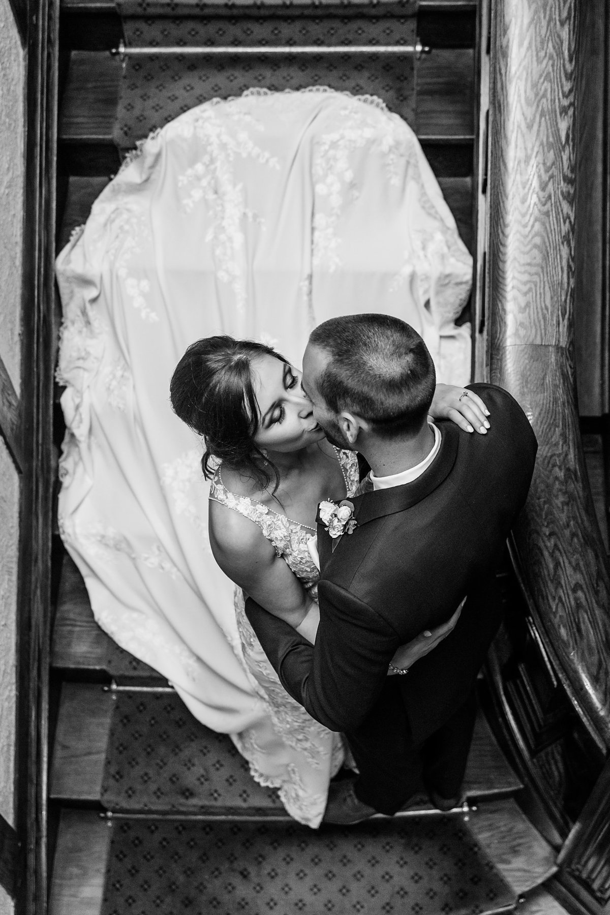 Romantic Windermere Manor Wedding | Dylan and Sandra Photography 216