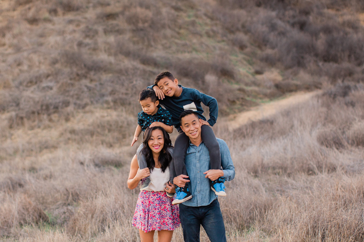The Wong Family 2018 | Redlands Family Photographer | Katie Schoepflin Photography47