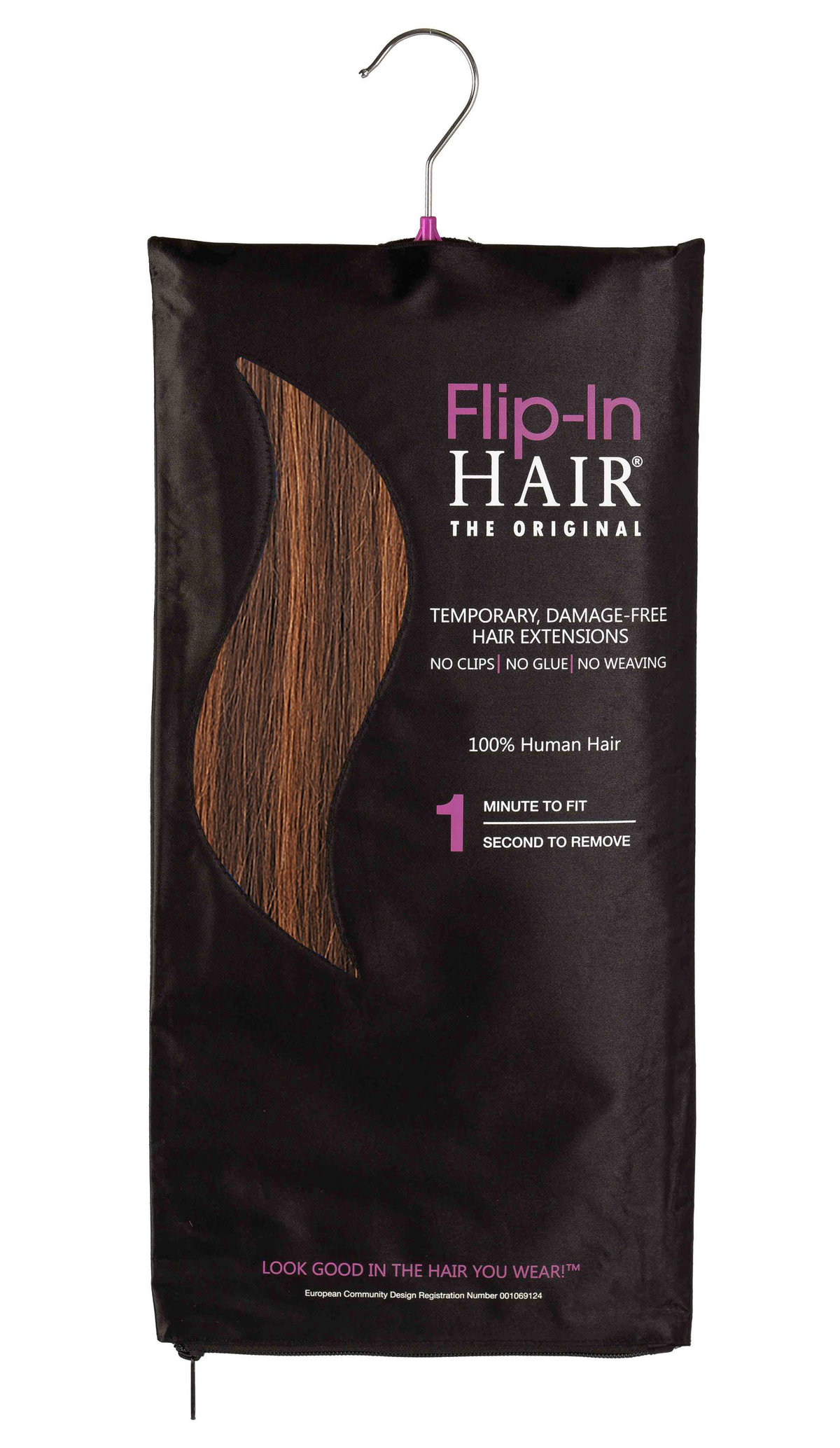 Flip-In Hair Original 4-30