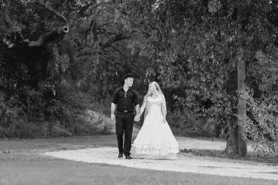 Nicole Woods Photography - Austin Texas Wedding Photographer - Copyright 2017 - 9787-bw