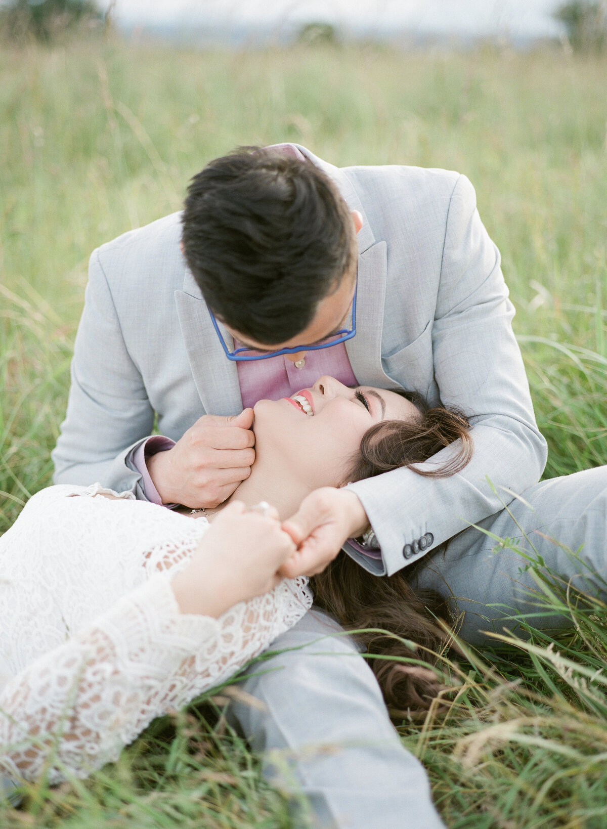 Nikki & Matt - Discovery Park Engagement - Tetiana Photgoraphy-42