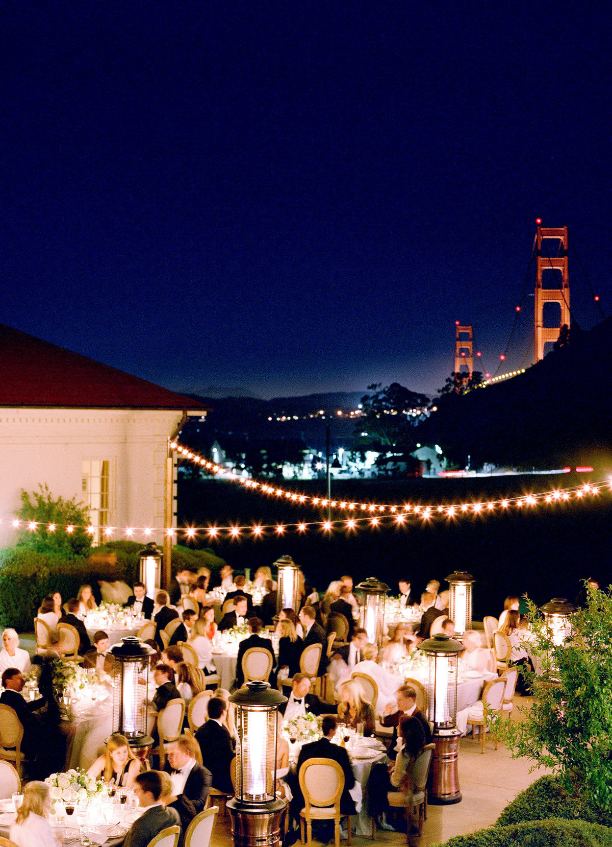 Cavallo Point wedding by Jenny Schneider Events.