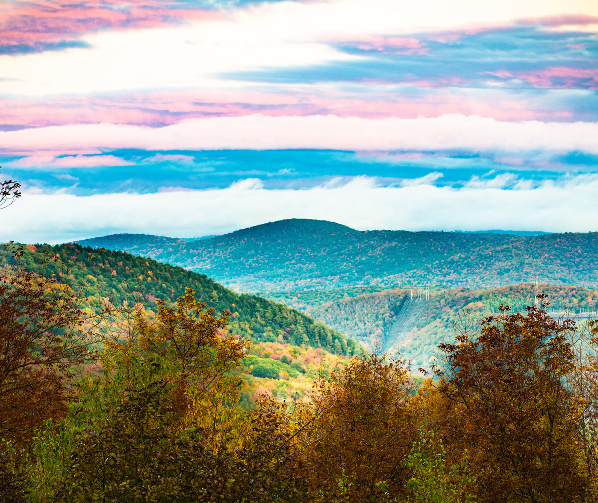 Hall-Potvin Photography Vermont Fall Landscape Photographer-13