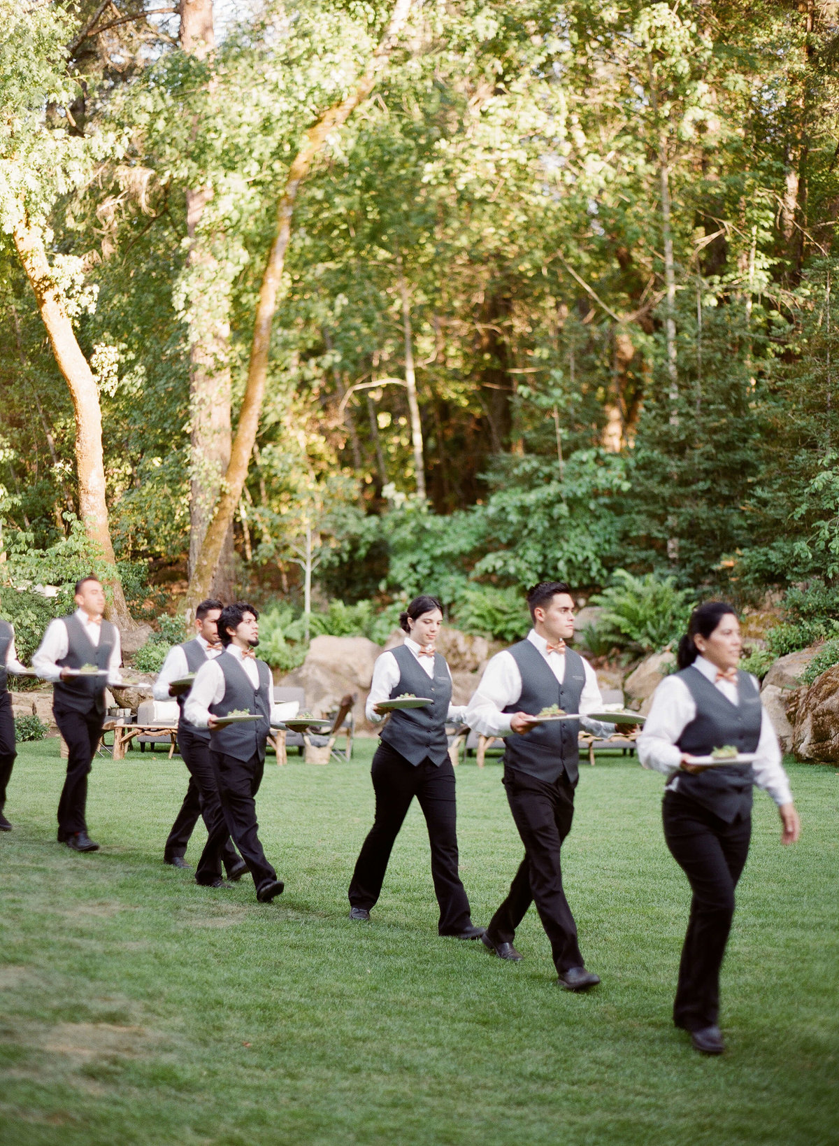 59-KTMerry-wedding-photography-waitstaff-Meadowood-NapaValley