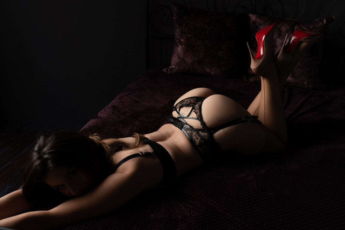 Top KC Boudoir Photographer- Emily Lynn Boudoir-1