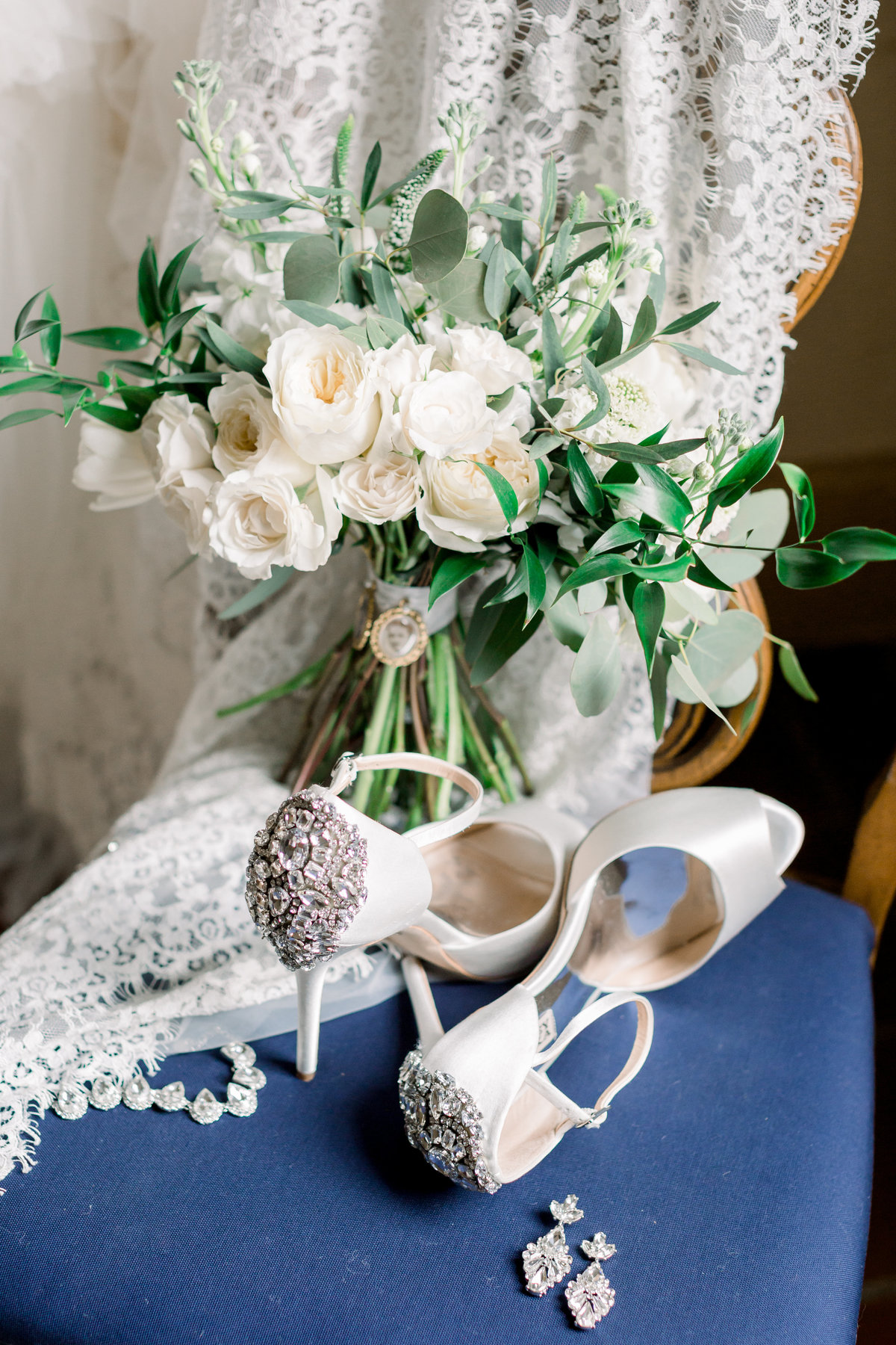 Vintage Wedding Details - Miami Photographer