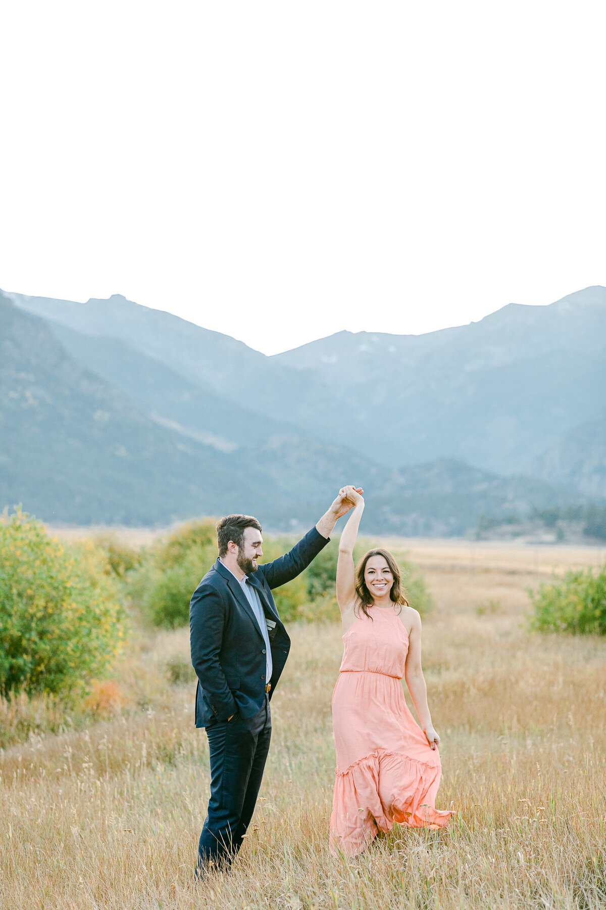 Leidy and Josh Photography | Rocky Mountain Colorado Engagement-42