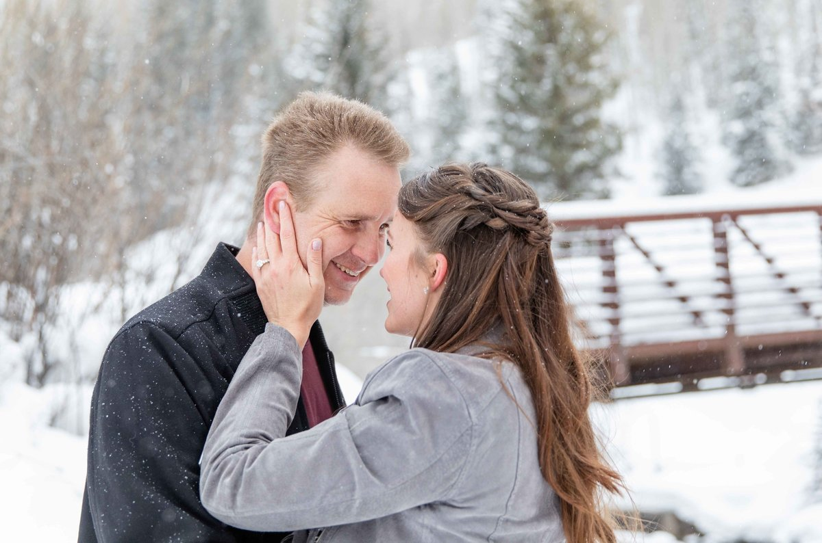 Telluride engagement session