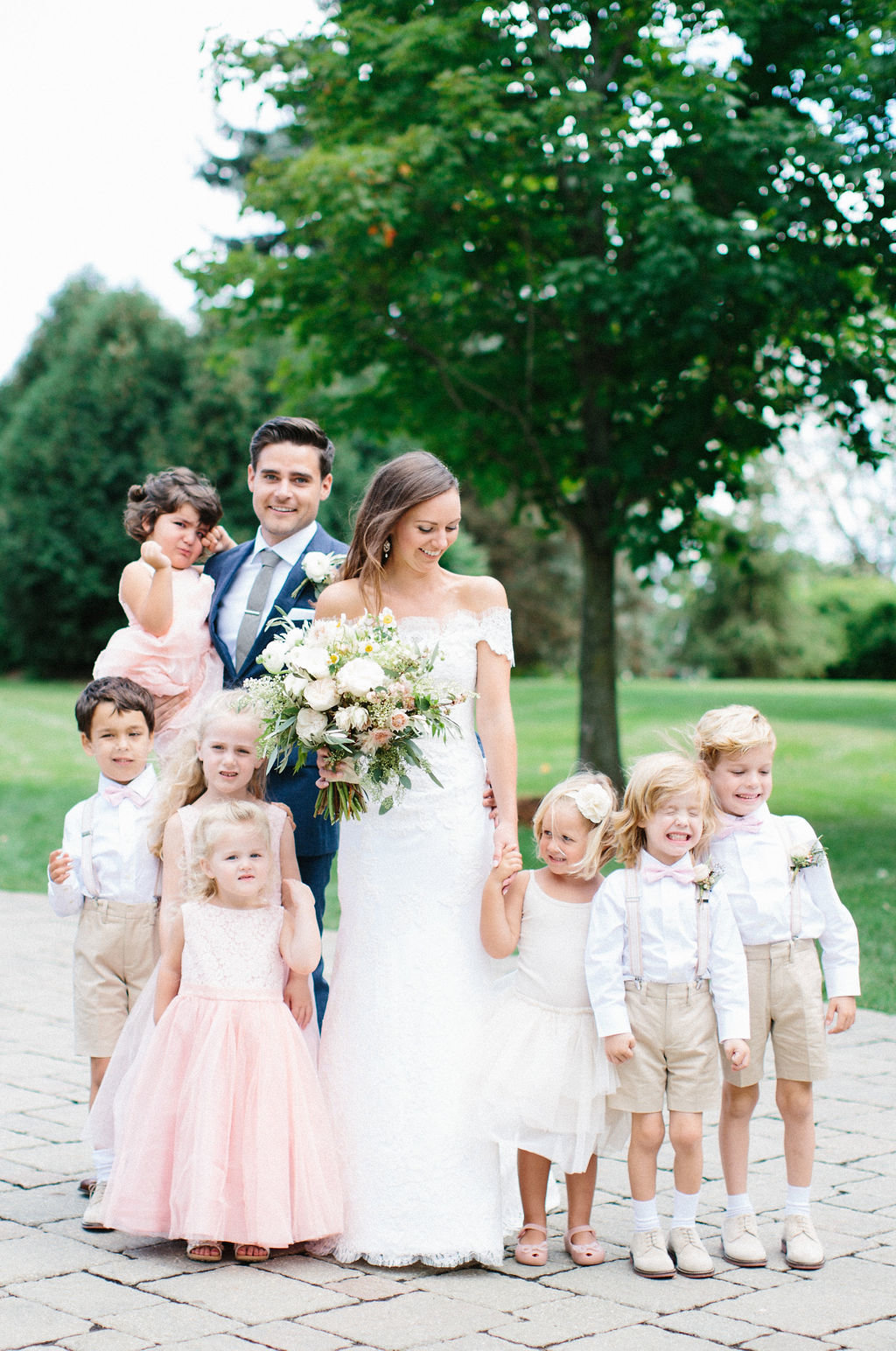 Kristina Lorraine Photography Lake Geneva Private Estate Wedding00005
