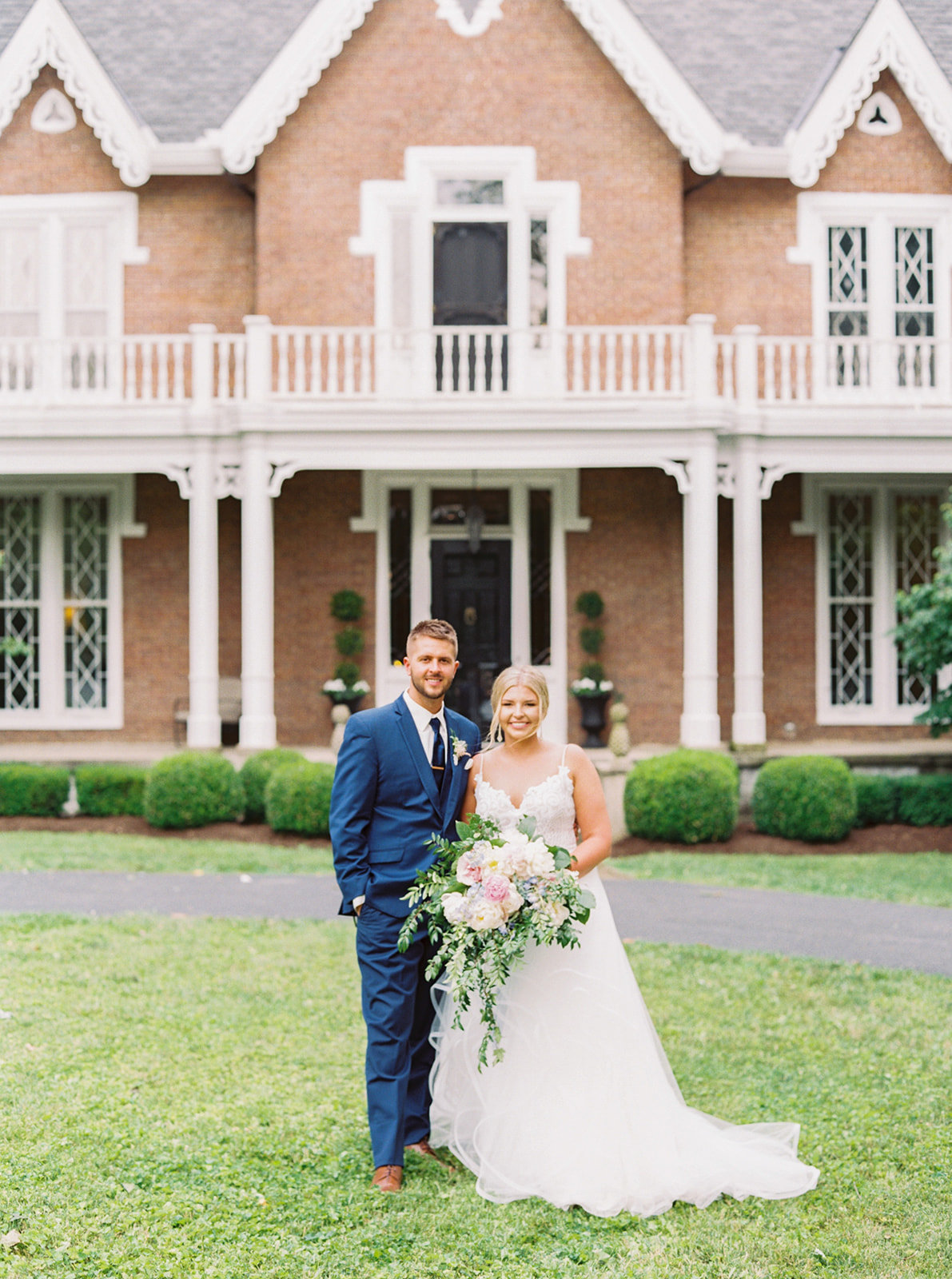 Warrenwood Manor - Kentucky Wedding Venue - Photo by Lyndsey Boyd00012