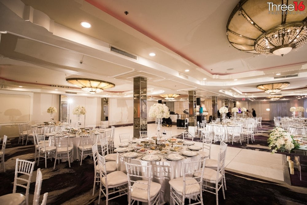 Brandview Ballroom Wedding Reception