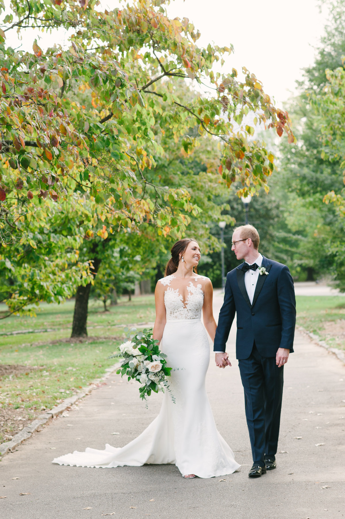 Modern Southern Atlanta Wedding