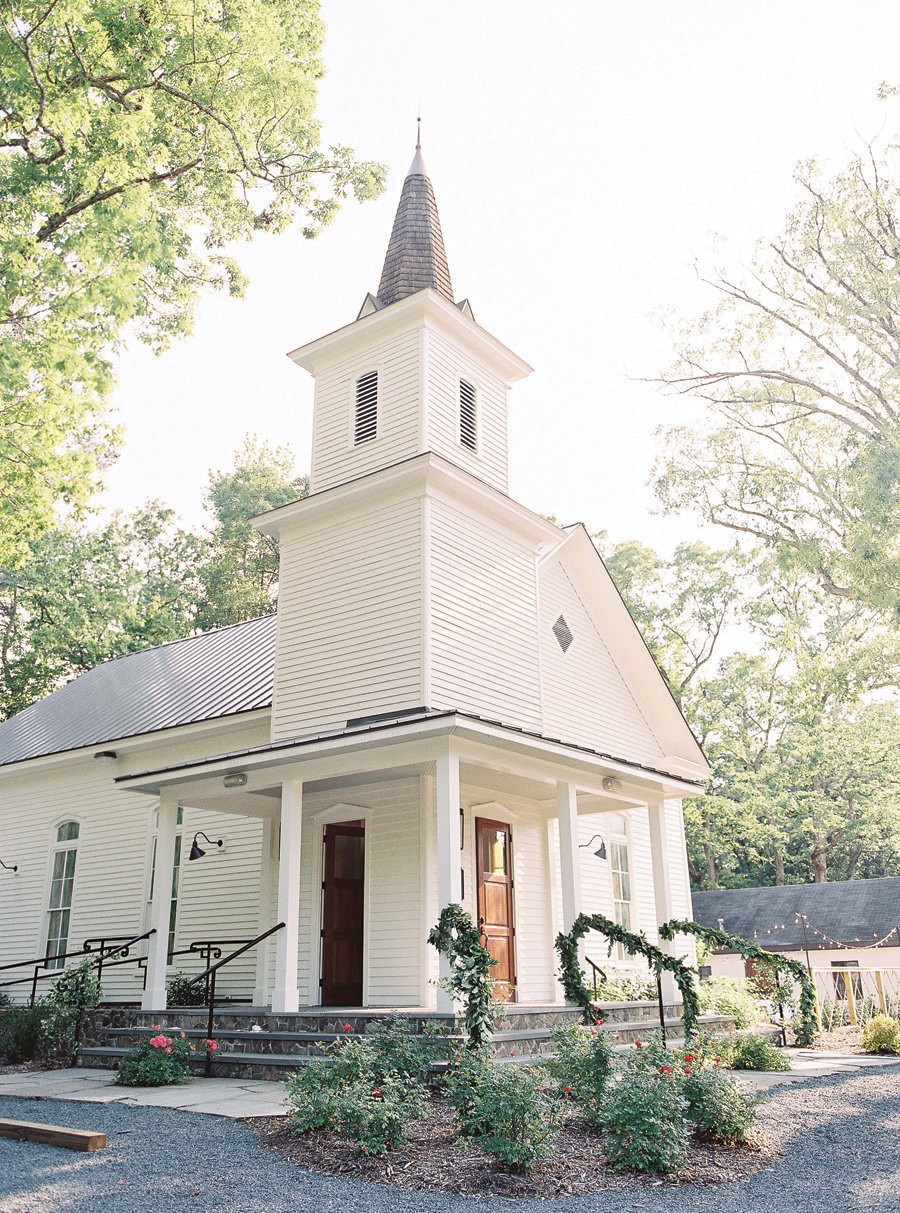 The Parlour Chapel Hill Wedding Venue