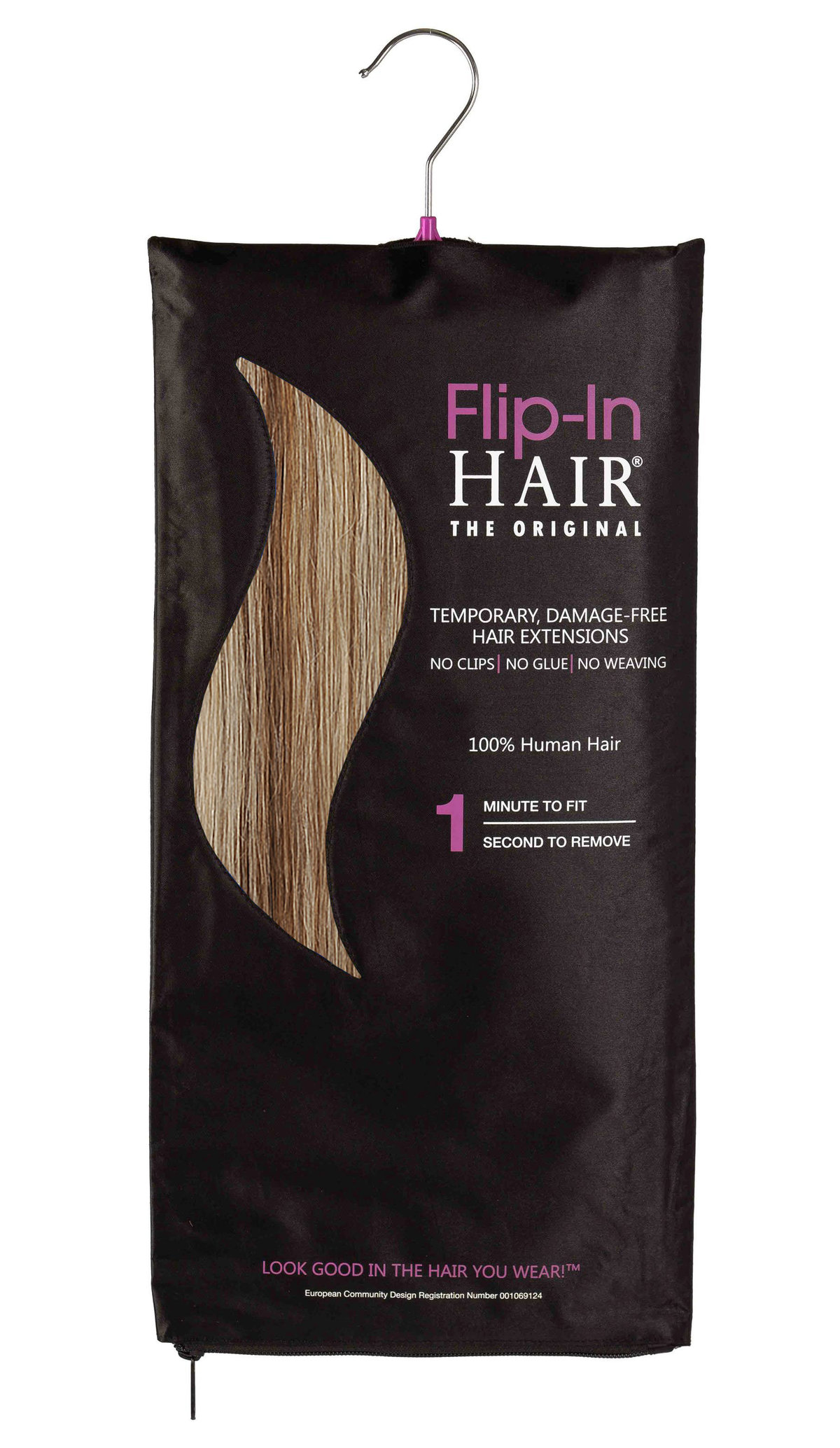 Flip-In Hair Original 6-613