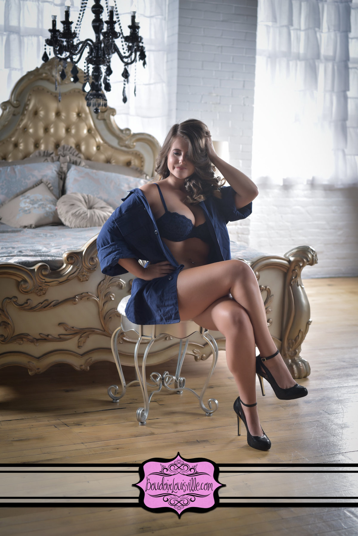 Louisville Boudoir Photo Studio-3