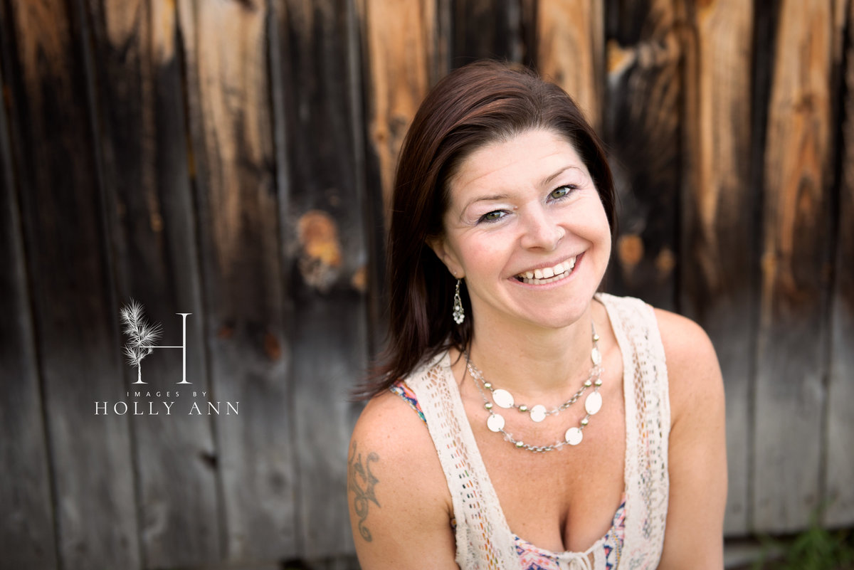outdoor portrait photography session granville ny