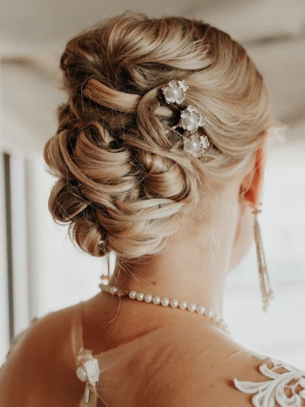 Wedding Jewel Hairstyle