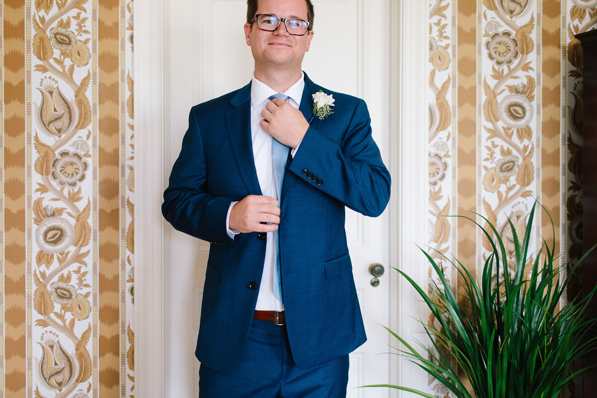 Darlington House Groom San Diego Coastal Wedding Photographer-53