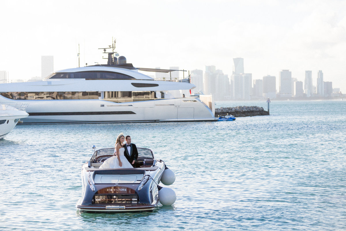 FisherIslandWedding-YachtBride1Groom-MiamiWeddingPhotographer-TessaMaxinePhotography