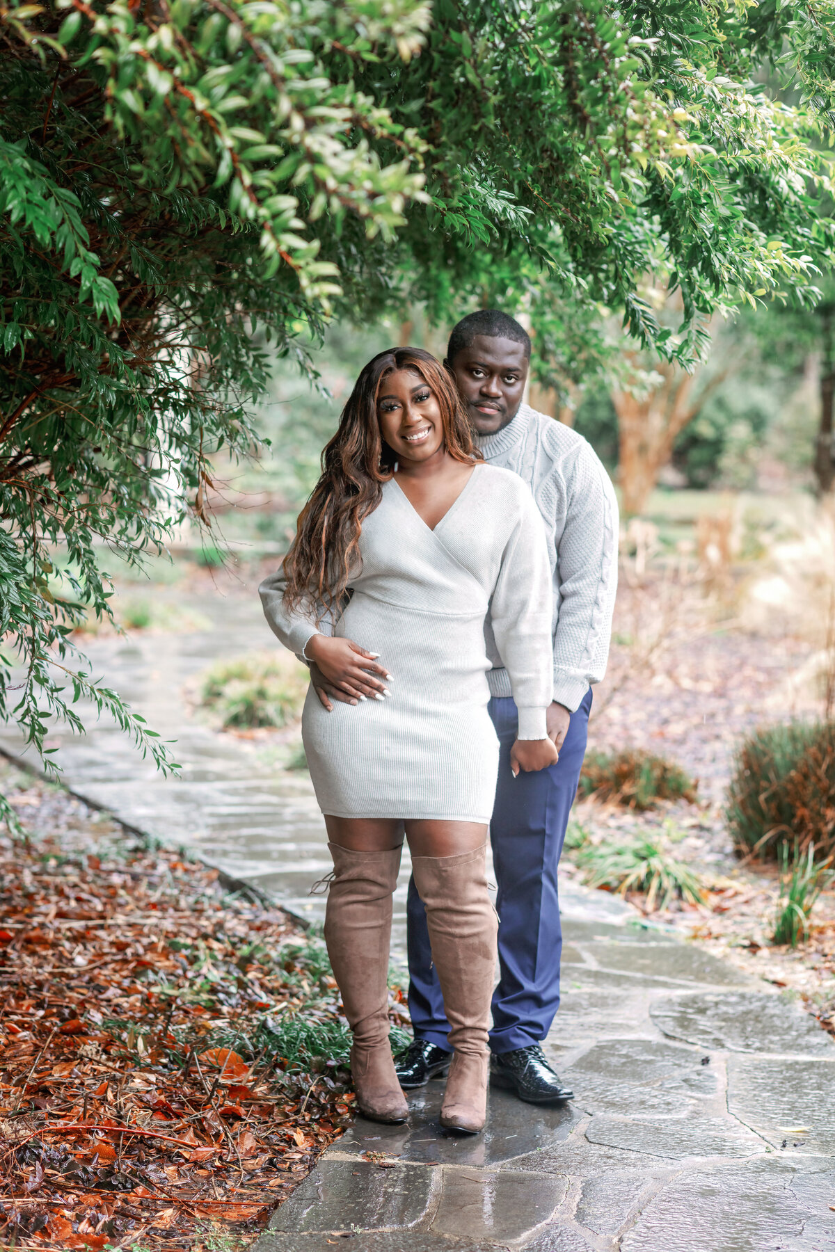 Atlanta + Savannah + Wedding + Engagement + Cator Woolford Gardens-2250