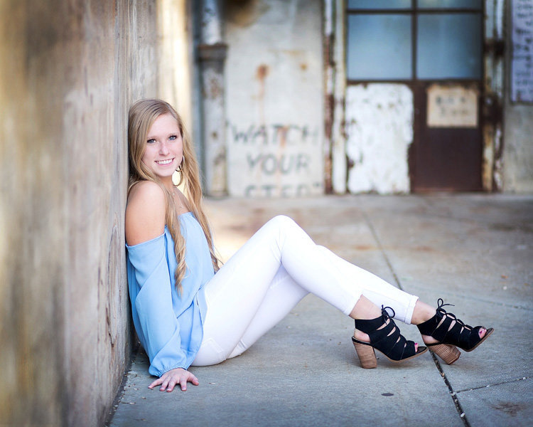 Raleigh Senior Portrait Photographer 111