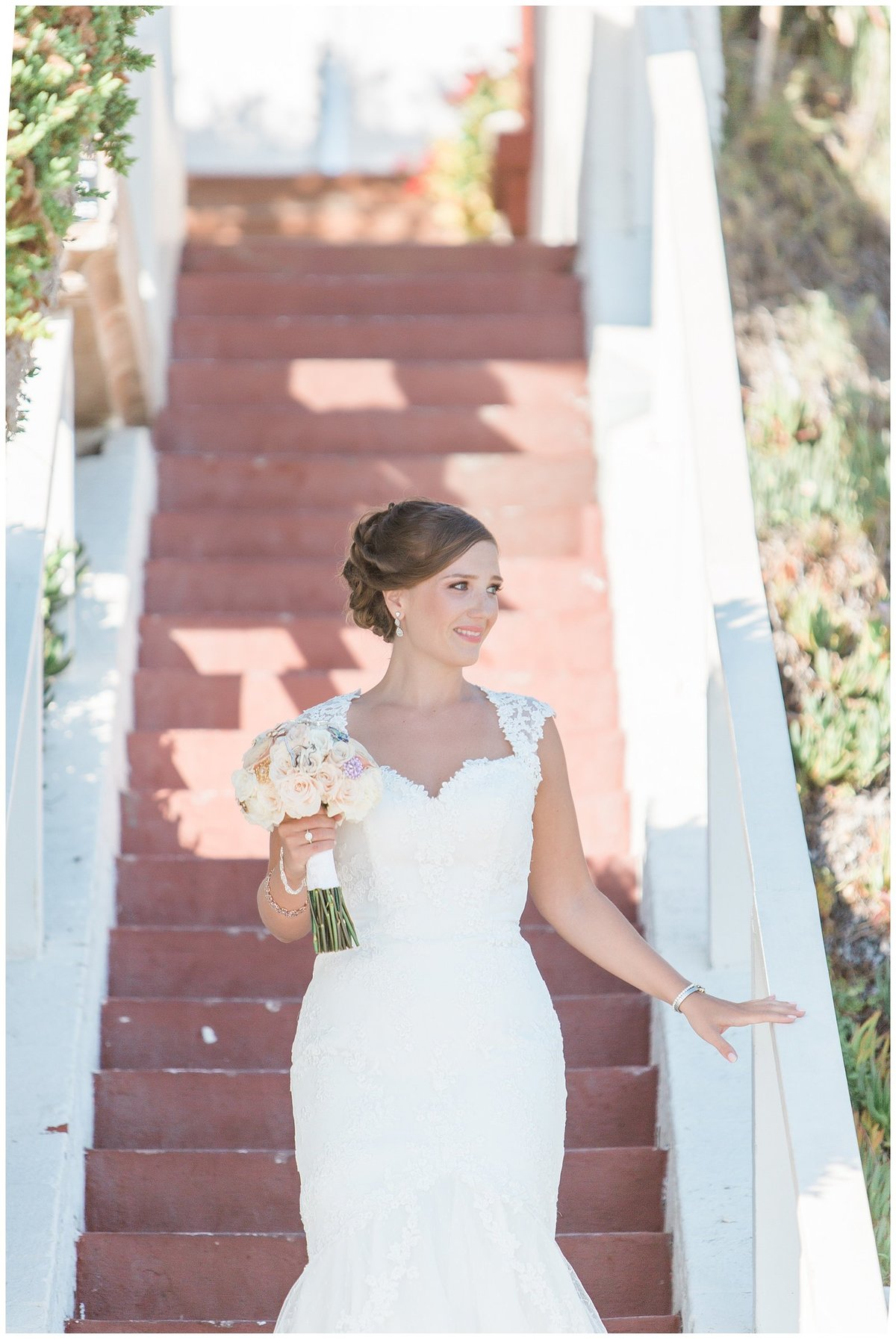 san diego beach wedding romantic light airy mermaid dress photos011