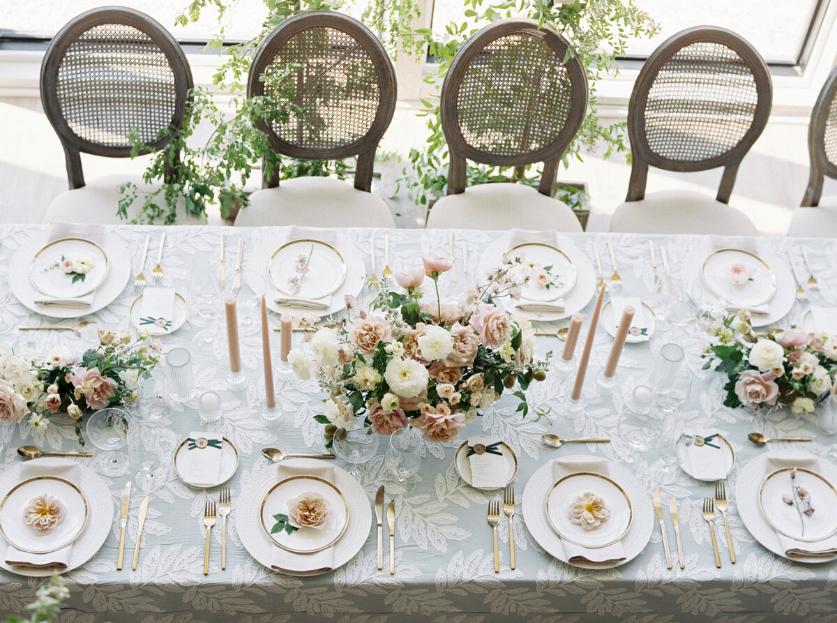 The Greenery Intimate Wedding with Always Yours Events 63