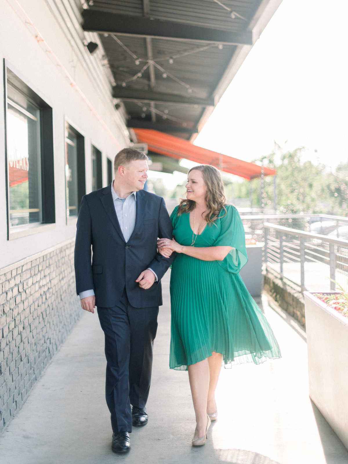 Courtney Hanson Photography - Downtown Dallas Engagement Session-7146