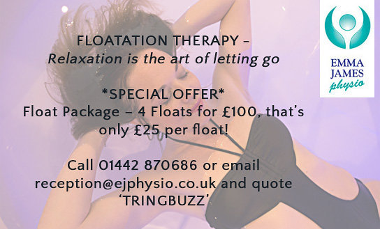 Emma-James-Physio-Floatation offer