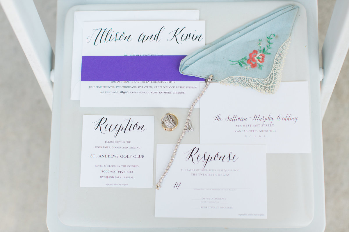 Invitation Suite (Allison)